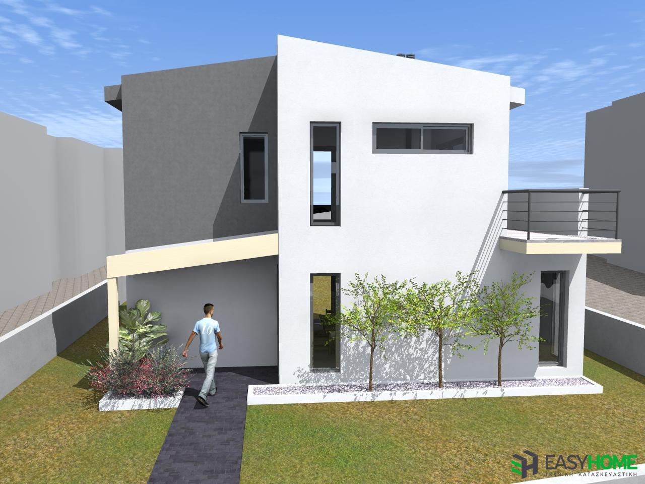 Οικία 86m²
