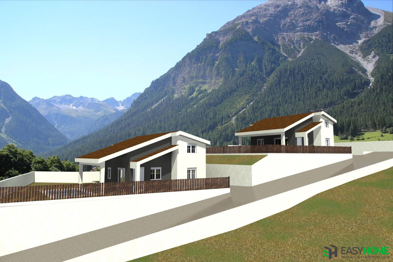 2 οικίες από 58m² και σοφίτα 26m²
