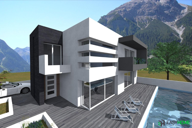 Διώροφη οικία 180m²και υπόγειο 37m²
