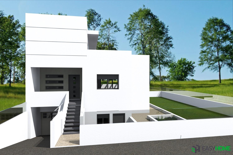 Διώροφη οικία 119m² με υπόγειο 47m²