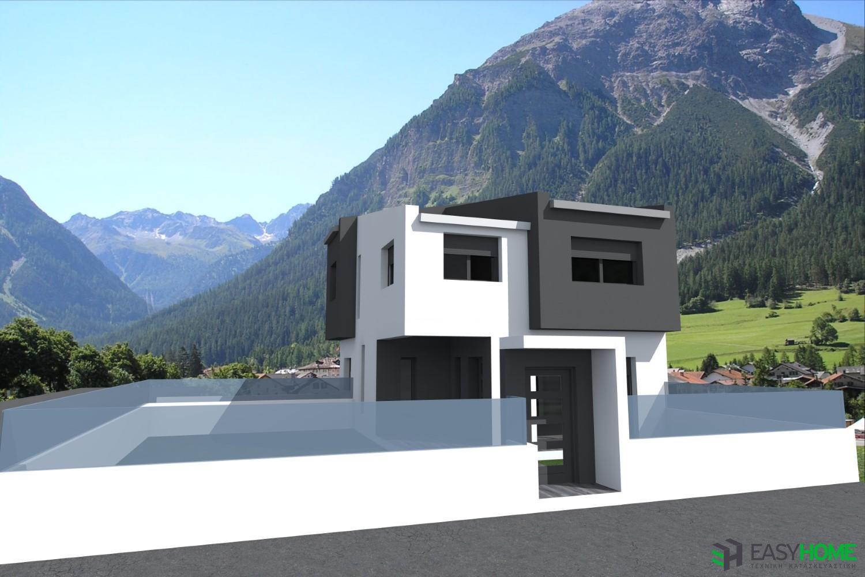 Διώροφη οικία 130m²