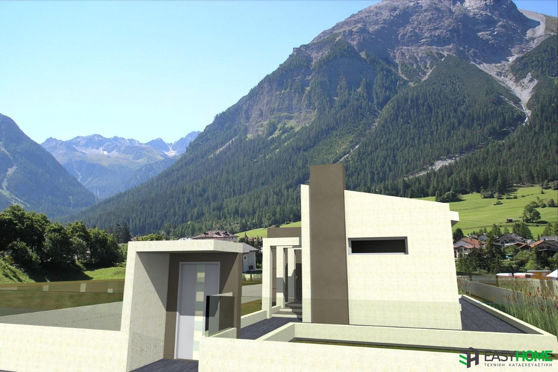 Οικία 125m²