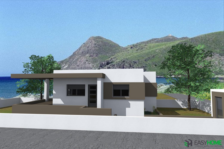 Οικία 79m²