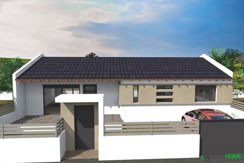 Οικία 105m²