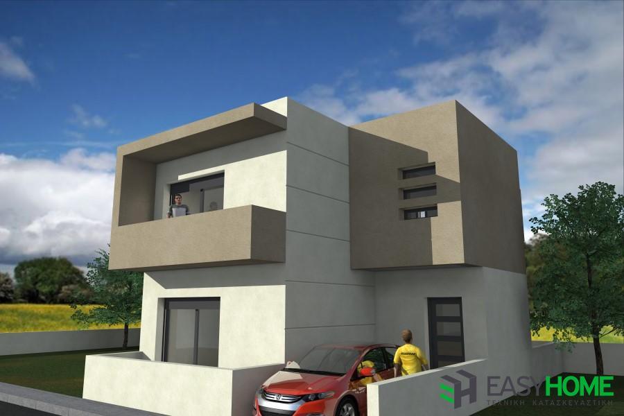Διώροφη οικία 95m²