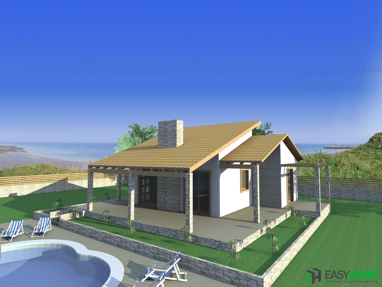 Οικία 65m²