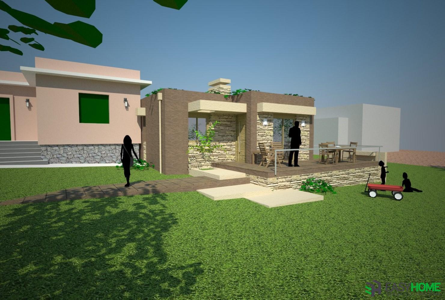 Ισόγεια οικία 60m²