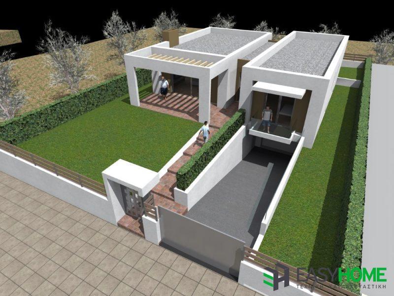 οικια 130m²